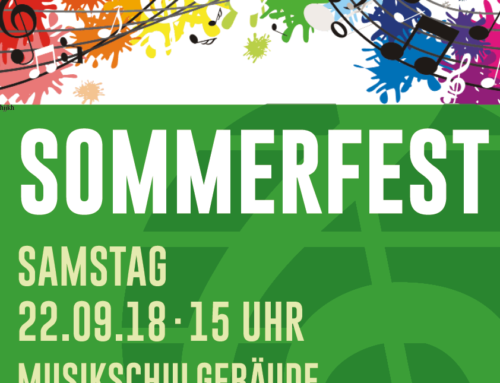 Sommerfest am 22. September