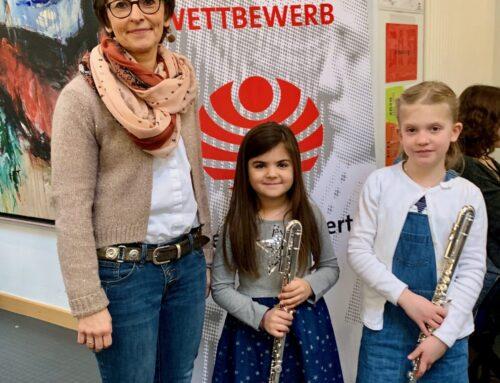 Musikschulverein Rhede e.V. erfolgreich bei Jugend musiziert vertreten