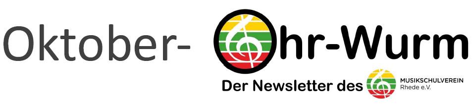 Oktober_Ohrwurm_Musikschulverein Rhede